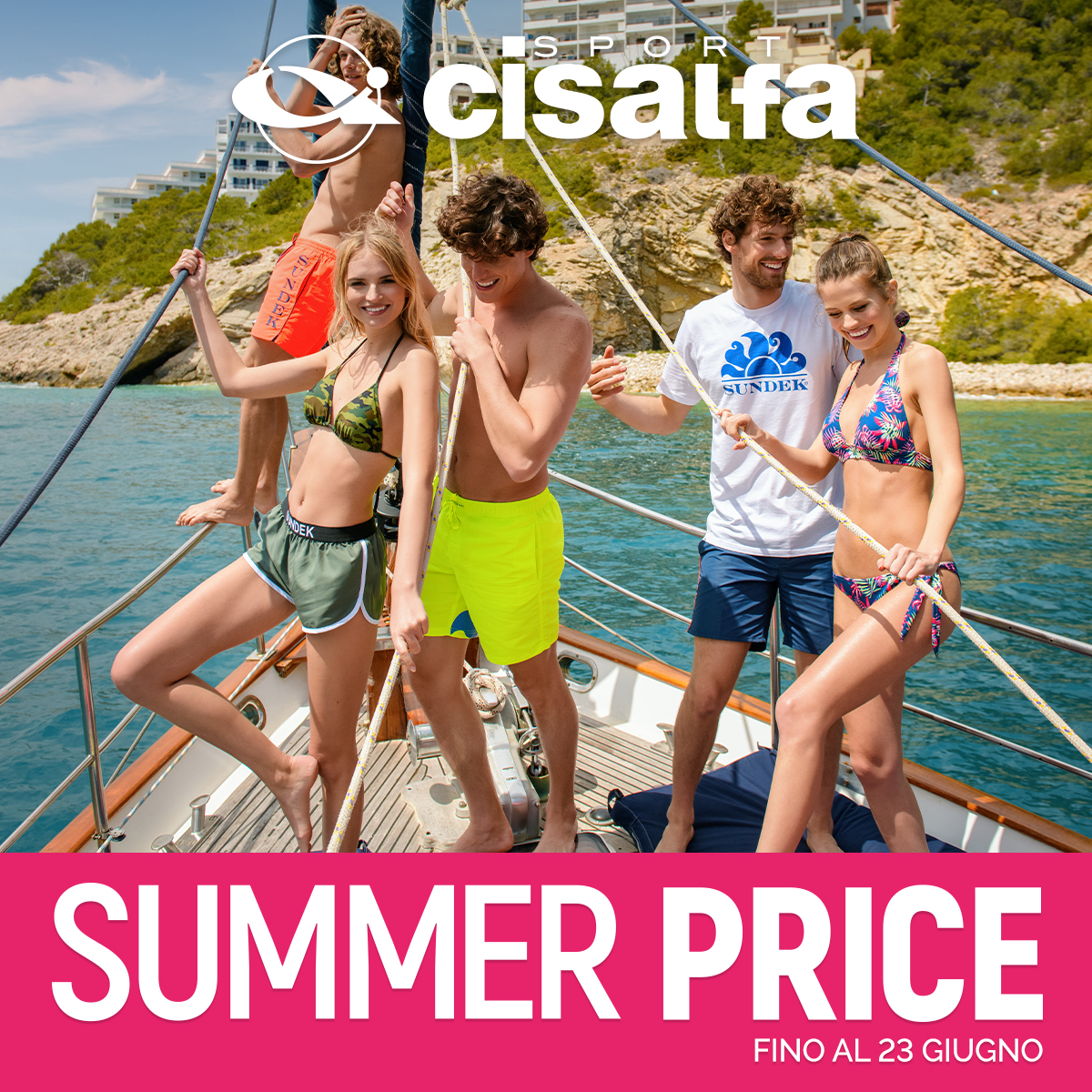 scopri i Summer price!
