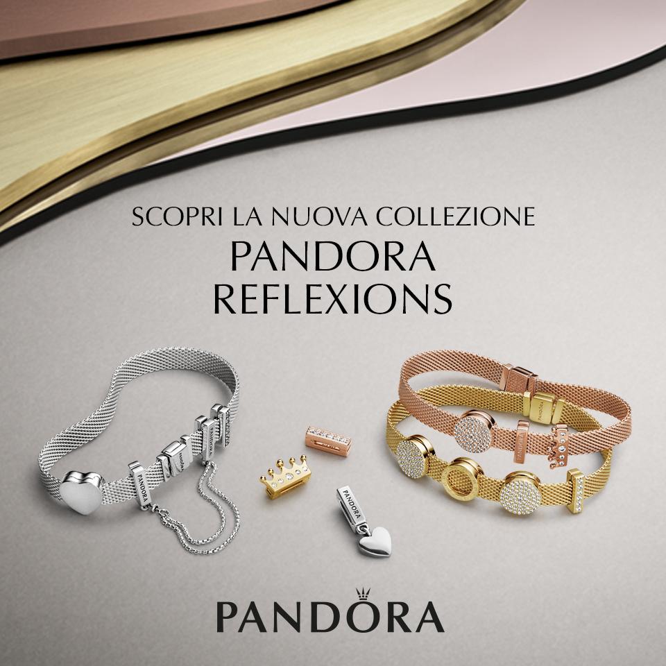 separation shoes 108fa 1426f Nuova collezione PANDORA REFLEXIONS | Centro Commerciale ...